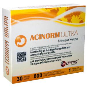 Эсинорм ультра (acinorn Ultra, Amma)