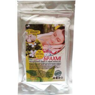 Маска для волос Брахми (brahmi, Henna Industries)