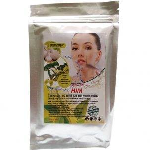 Порошок Ним для кожи и волос (Henna Industries) ॐ Бутик ROSA