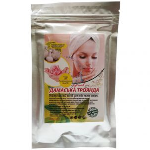 Маска для волос Дамасская Роза (Henna Industries) ॐ Бутик ROSA