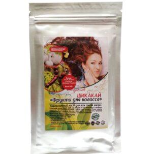 Шикакай порошок – маска для роста и укрепления волос