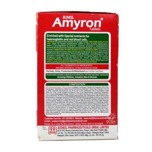 Амирон (Amyron Tablets, Aimil Pharmaceuticals) ॐ Бутик ROSA