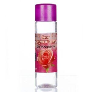 Тоник для лица, пищевая розовая вода Гулаб Джал ॐ Бутик ROSA