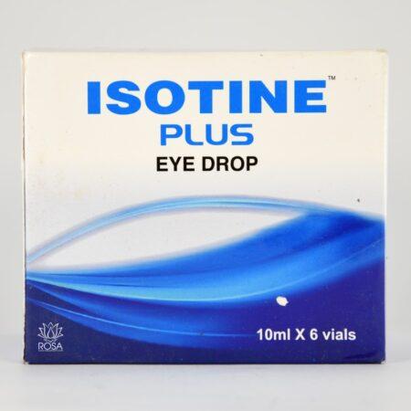 Айсотин Плюс (isotine Plus, Jagat Pharma)