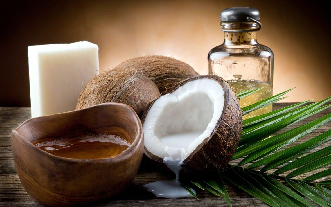 Кокосовое масло в аюрведе для улучшения здоровья