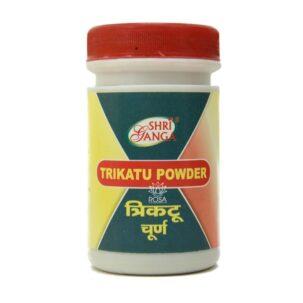Трикату чурна (trikatu Churna, Shri Ganga)