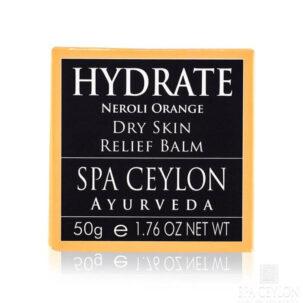 Бальзам для сухой кожи НЕРОЛИ Spa Ceylon