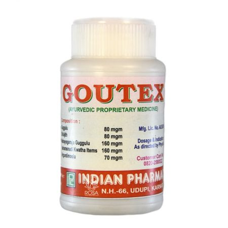 Гоутекс (Goutex Tablets, Indian Pharmaceutical) ॐ Бутик ROSA