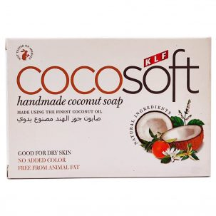 Мыло с кокосовым маслом Кокософт (Cocosoft, KLF) купить в Бутике аюрведы премиум