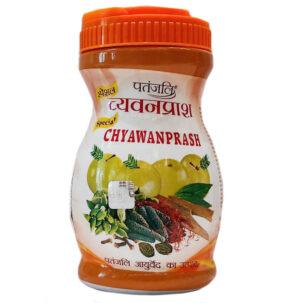 Чаванпраш Патанджали (Chyawanprash, Patanjali) купить в Бутике аюрведы