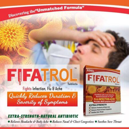 Файфатрол (Fifatrol, Aimil Pharmaceuticals) ॐ Бутик ROSA