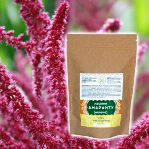 Молотые семена амаранта – источник сквалена