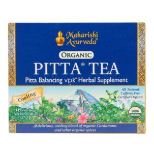 Чай Питта (pitta Tea, Maharishi Aurveda)