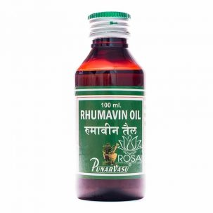 Ревмавин масло (Rhumavin Oil Punarvasu) 100 мл. ॐ Бутик ROSA