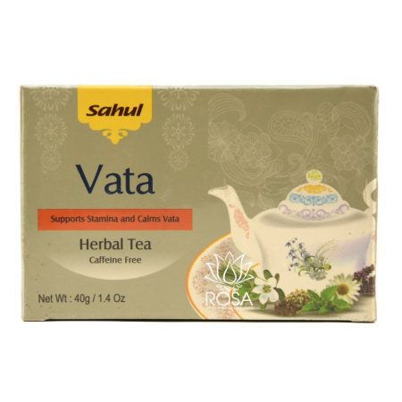 Чай для Вата доши (Herbal Tea Vata, Sahul) ॐ Бутик ROSA