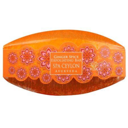 Отшелушивающее мыло Пряный Имбирь (Spa Ceylon) ॐ Бутик ROSA