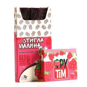 Натуральные яблочно-малиновые конфеты ФРУТIM ॐ Бутик ROSA