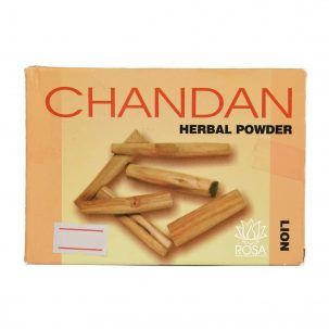 Аюрведический порошок Сандал (Chandan Powder) ॐ Бутик ROSA