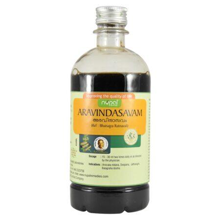 Аравинда асава (Aravindasavam, Nupal Remedies) ॐ Бутик ROSA