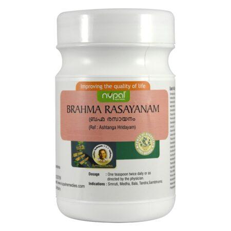 Брахма Расаяна (Brahma Rasayanam, Nupal Remedies) ॐ Бутик ROSA