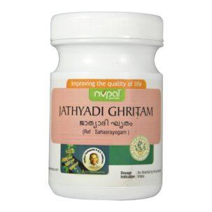 Nupal Remedies Jathyadi Ghritam 1