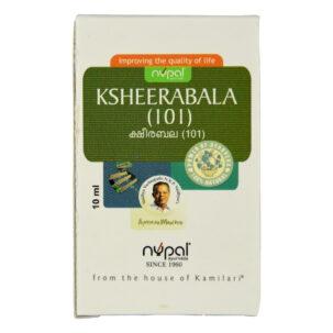 Кширабала 101 Тайла (ksheerabala 101 Thailam. Nupal)