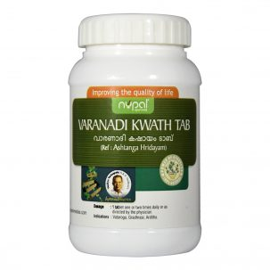Nupal Remedies Varanadhi Kwath Tab 1