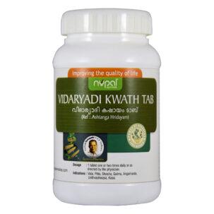 Nupal Remedies Vidaryadi Kwath Tab 1