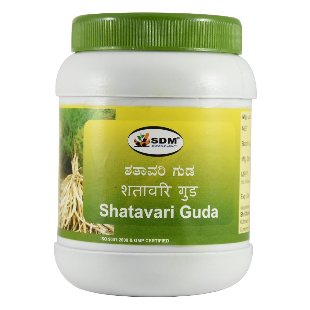 Шатавари гулам (Shatavari Gudu, SDM) ॐ Бутик ROSA