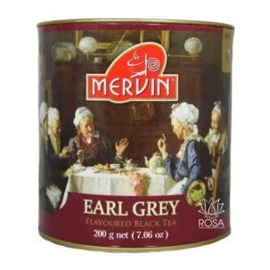 Черный чай с бергамотом Мервин (black Ceylon Tea)