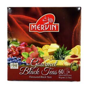 Чай черный Гурман с добавками (gourmet Black Tea Bags)