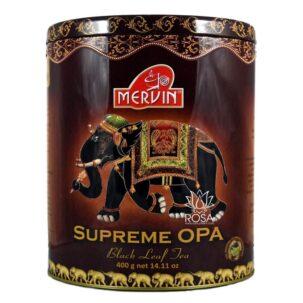 Чай черный Суприм ОПА (supreme Opa Black Tea, Mervin)