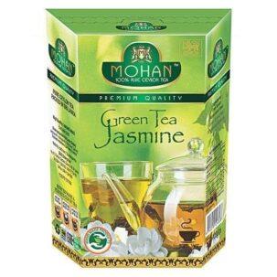 Зеленый чай Жасмин (green Tea Jasmine, Mohan)