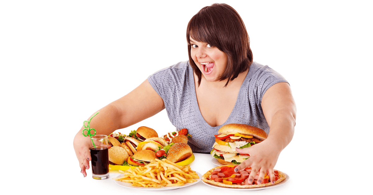 Ожирение – классический дисбаланс капхи ॐ Бутик ROSA