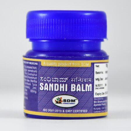 Сандхи Бальзам (Sandhi Balm, SDM) ॐ Бутик ROSA