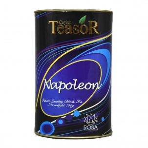 Чёрный чай Наполеон (Black Tea Napoleon, Teasor) ॐ Бутик ROSA