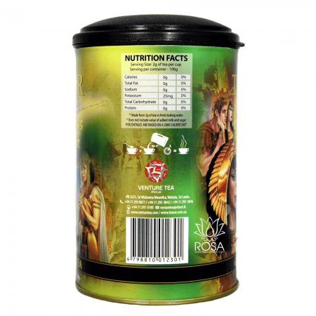 Зеленый чай Сокровище Клеопатры (Cleopatras Treasure Green Tea, Teasor) ॐ Бутик ROSA