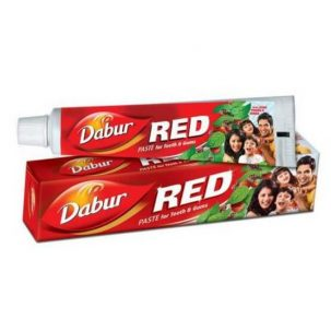 Зубная паста Ред Дабур (Red Tooth Paste, Dabur) ॐ Бутик ROSA