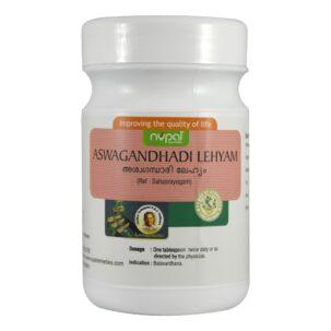 Nupal Remedies Aswagandhadi Lehyam 1