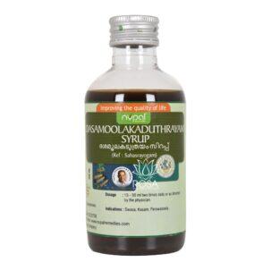 Nupal Remedies Dasamoolakaduthrayam Syrup 5