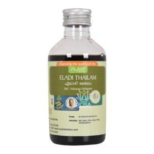 Элади тайла (eladi Thailam, Nupal Remedies)