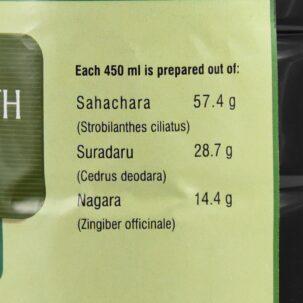 Сахачаради Кватха (sahacharadi Kwath, Nupal)