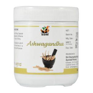 Sdm Ashwaghandha Caps 1