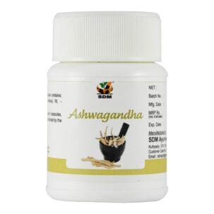 Ашвагандха (ashwaghandha Capsules, Sdm)