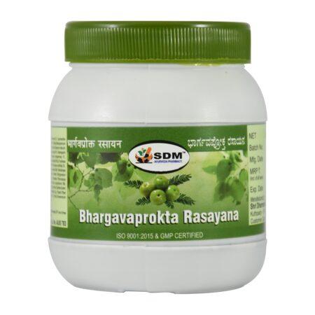 Бхаргавапрокта Расаяна (bhargavaprokta Rasayana, Sdm)