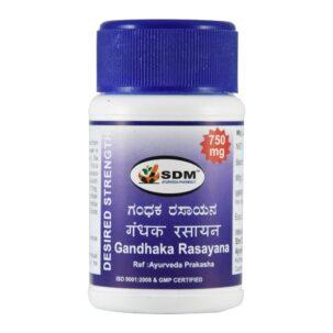 Гандхака Расаяна (Gandhaka Rasayana DS, SDM) ॐ Бутик ROSA
