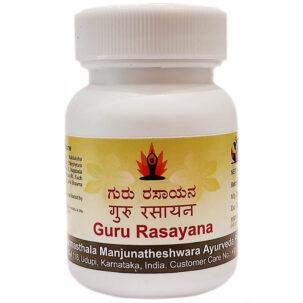 Гуру Расаяна (Guru Rasayana, SDM) Омоложение купить в Бутике аюрведы