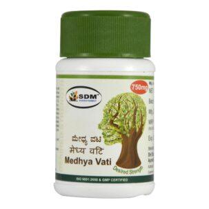 Медха вати (medhya Vati Ds, Sdm)