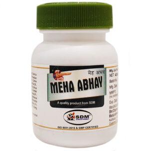 Меха Абхая (Meha Abhaya, SDM Ayurveda Pharmacy) купить в Бутике аюрведы премиум