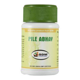 Пайл Абхая (Pile Abhay, SDM) - лечение геморроя ॐ Бутик ROSA